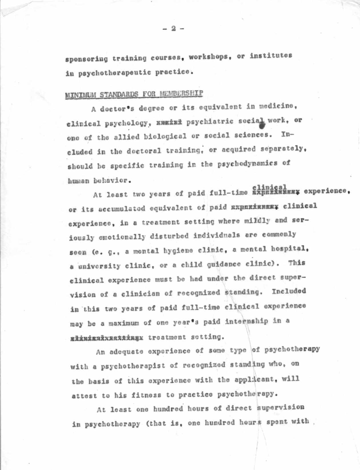 American Academy of Psychotherapists… | Archiving Albert Ellis ...