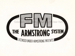 Major Armstrong: Scientist, Technologist, Philosopher