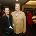 Megumi and Jonathan Hill