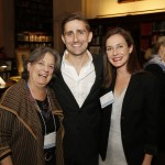 Kitty Chibnik, Zach and Nicole Richard