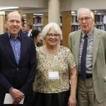 Donald Albrecht, Janet Parks, Morrie Heckscher