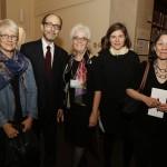 Ben Gerson, C.A. Fabian, Carolyn Yerkes, Doralyn Pines