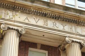 Avery Library Blog