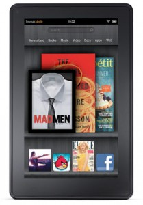 Enter to win a Kindle Fire! | Avery Library Blog