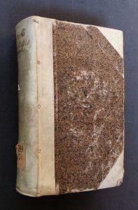 Jacques Gaffarel's Curiositates inauditae, 1706