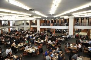 Watson Library Blog