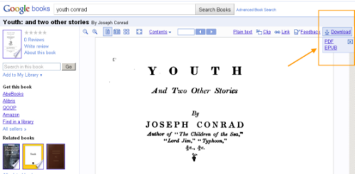 Google Books - Youth