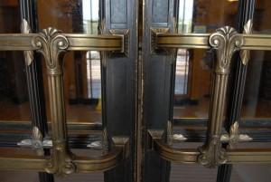Butler doors