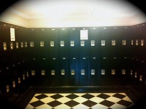 Butler Library Lockers