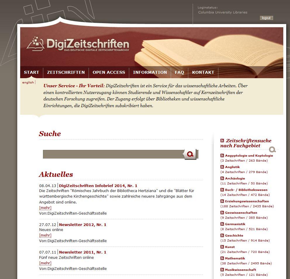 digizeitschriften