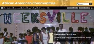 AfricanAmericanCommunities