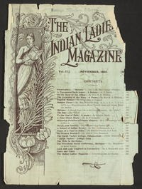 The Indian Ladies' Magazine