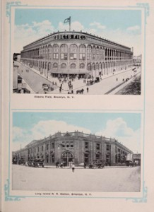 Ebbets Field Brooklyn, Durst Collection