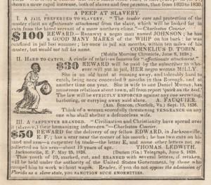 News Clipping: A Peep at Slavery