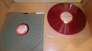 Transcription Discs ex.1