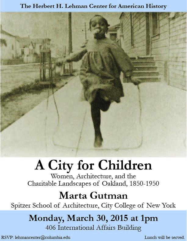 Lehman Center - Gutman City for Children