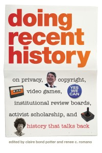 DoingRecentHistory book cover
