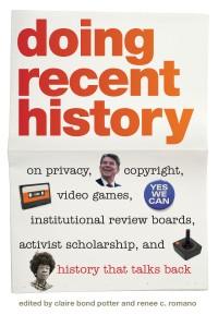 DoingRecentHistory book cover