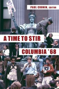 book cover for a time to stir columbia '68