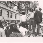 1968 protests at Columbia