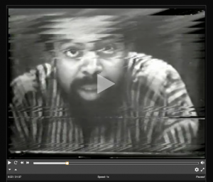 Amiri Baraka Video Clip