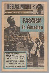 Black Panther Newspaper, 1969
