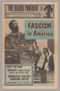Black Panther Newspaper, 1969